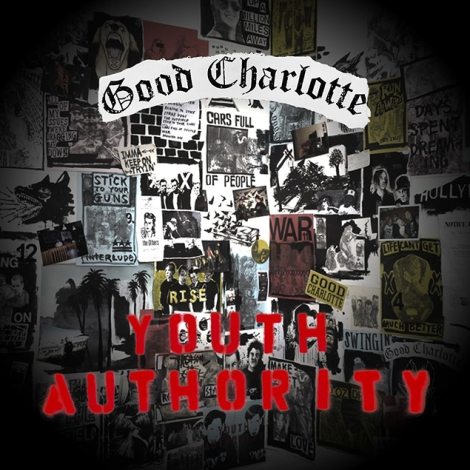 good charlotte album cover