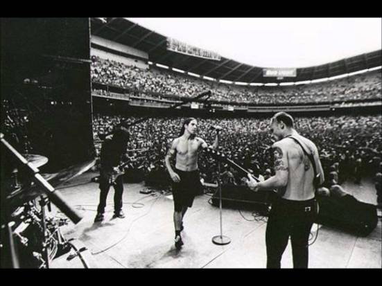 red hot chili peppers 1998