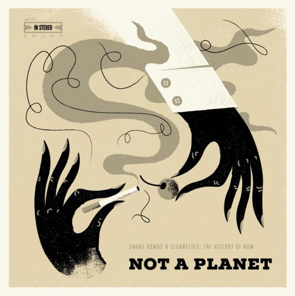 not a planet ep