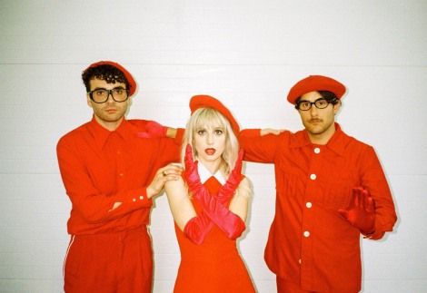 paramore red