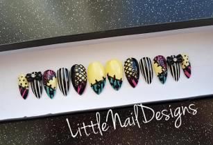 nightmare nails
