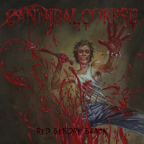 red before black cannibal corpse